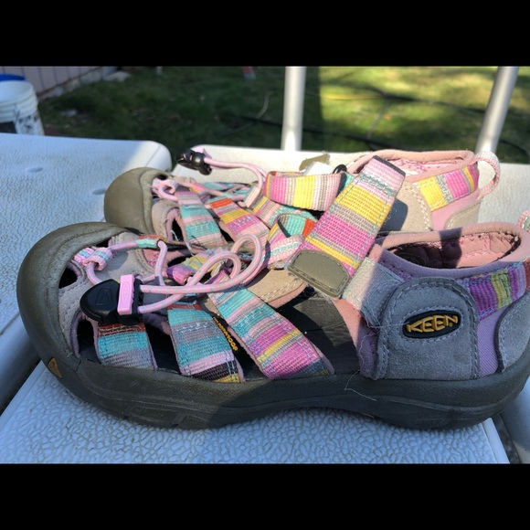 23c6c1d35e23 Keen Other - Keen Girl s Multi-Color Hiking Sandals Size 3